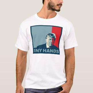 Trump/Drumpf: Tiny Hands (Hope colors) T-Shirt