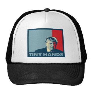 Trump/Drumpf: Tiny Hands (Hope colors) Trucker Hat
