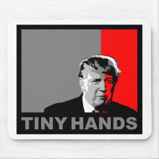 Trump/Drumpf: Tiny Hands Mouse Pad