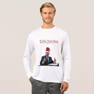 Trump. Feliz Navidad, Mexico is gonna pay for it! T-Shirt