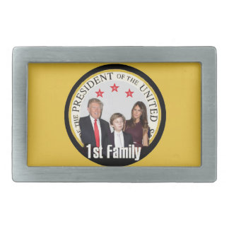 TRUMP First Family Belt Buckle