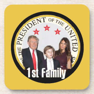 TRUMP First Family Coaster