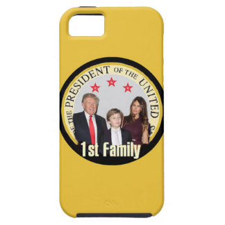 TRUMP First Family iPhone SE/5/5s Case