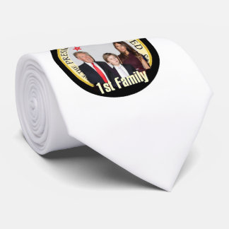TRUMP First Family Tie