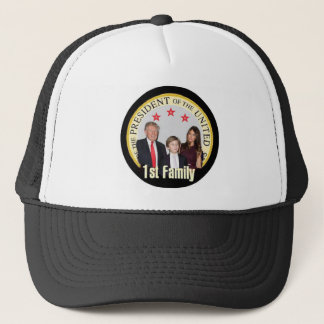 TRUMP First Family Trucker Hat