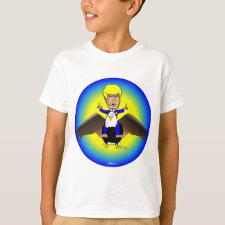 Trump Flies on Eagle T-Shirt