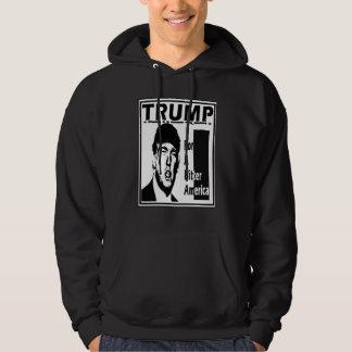 TRUMP: FOR A BITTER AMERICA HOODIE