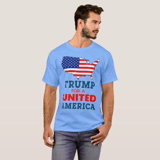 Trump for a United America t-shirt