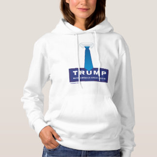 Trump for President 2016 - Blue Tie T Shirt
