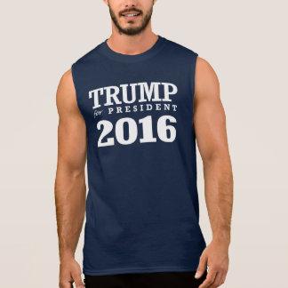 TRUMP FOR PRESIDENT 2016 SLEEVELESS TEE