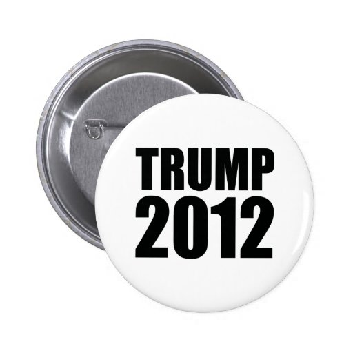 Trump for President Pin