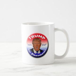 TRUMP for President Coffee Mug