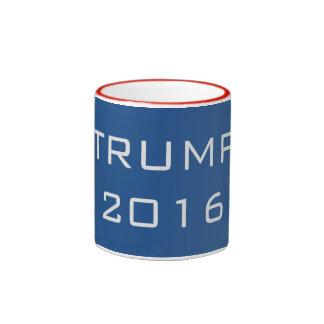 Trump for President in 2016 Ringer Mug