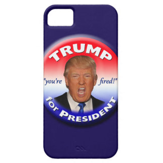 TRUMP for President iPhone SE/5/5s Case