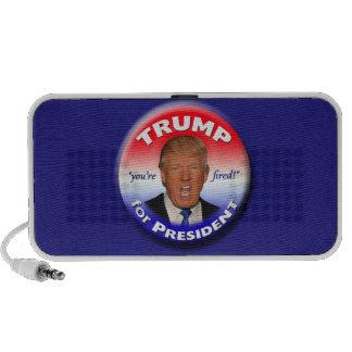 TRUMP for President Mini Speaker