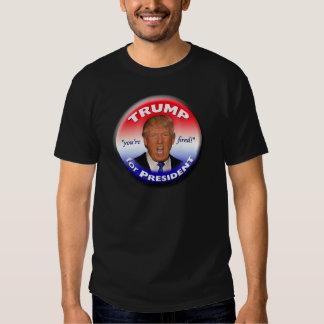 TRUMP for President T Shirt