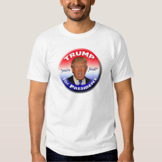 TRUMP for President Tee Shirt