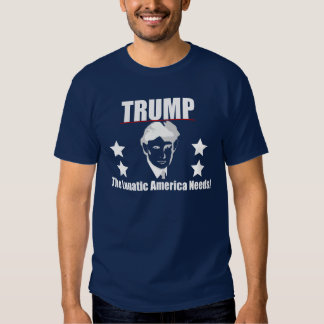 Trump for President Tee Shirts