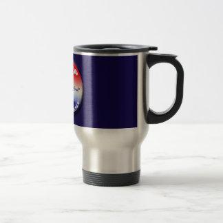 TRUMP for President Travel Mug