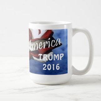 TRUMP God Bless America 2016  Mug