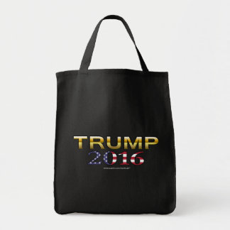 Trump Golden Patriot 2016 bag (dark)