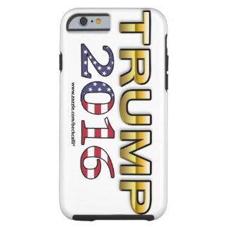 Trump Golden Patriot 2016 iPhone 6/6s case
