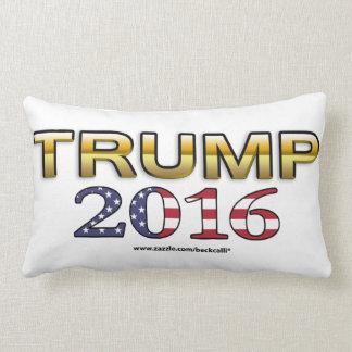 Trump Golden Patriot 2016 lumbar pillow