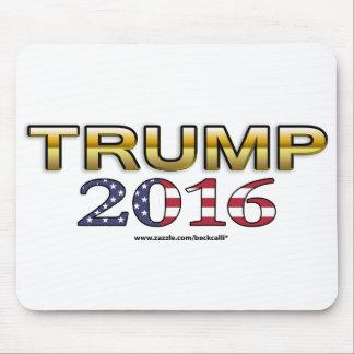 Trump Golden Patriot 2016 mousepad (light)