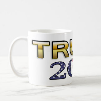 Trump Golden Patriot 2016 mug