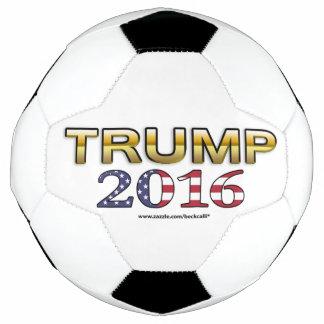 Trump Golden Patriot 2016 soccer ball