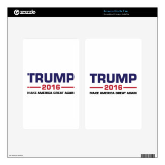 Trump Great Again.png Kindle Fire Skin