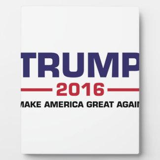 Trump Great Again.png Plaques