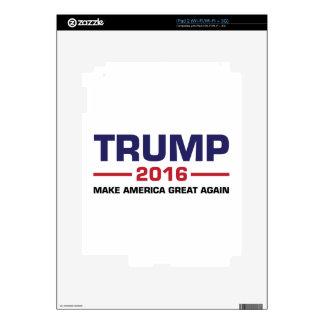 Trump Great Again.png Skin For iPad 2