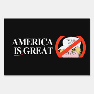 Trump Hat - America IS great - - .png Sign