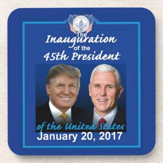 TRUMP Inauguration Coaster