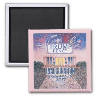 TRUMP Inauguration Magnet