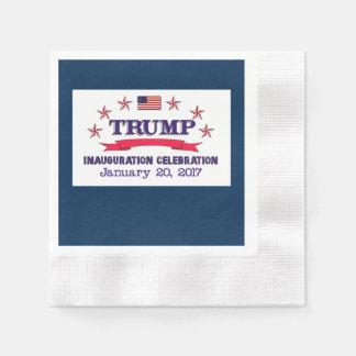 Trump Inauguration Napkin