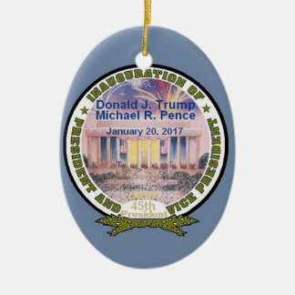 TRUMP Inauguration Ornament