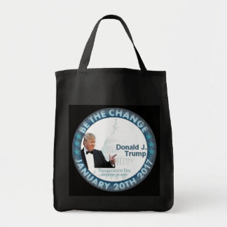 TRUMP Inauguration Tote Bag