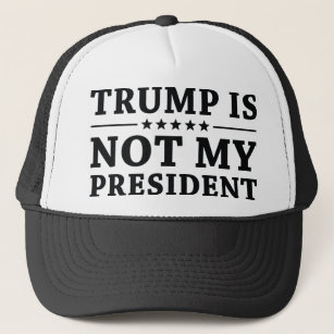 130f40165dd Trump Protest Baseball   Trucker Hats