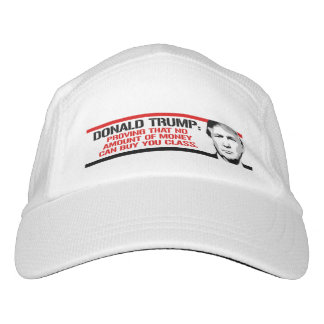 Trump is proving no amount of money can buy you cl headsweats hat