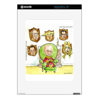 Trump Is Putin On The Ritz Gifts Decal For The iPad