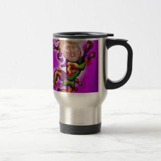 Trump Jester Travel Mug