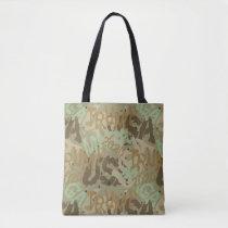 TRUMP MAGA 2020 camouflage (subtle) Tote Bag