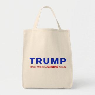 Trump: Make America Grope Again Tote Bag