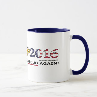 Trump Making America Proud Again mug