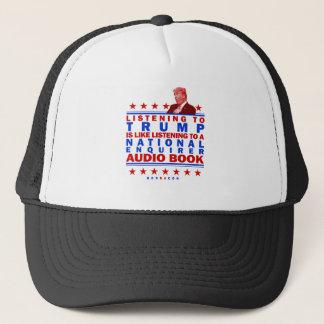 Trump National Enquirer Trucker Hat