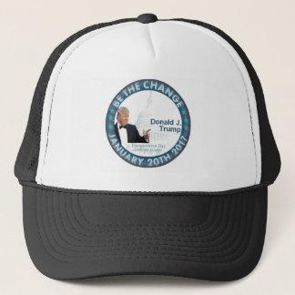 TRUMP nauguration Trucker Hat