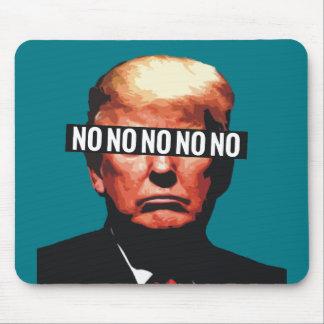Trump nononono mouse pad