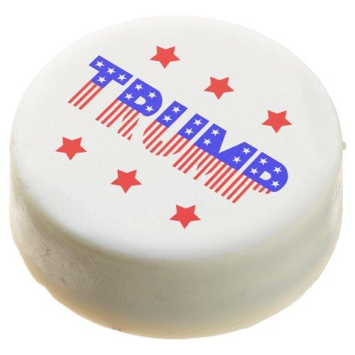 TRUMP NUMMIES _ Donald Trump Iced Oreo Cookies